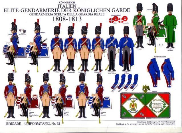 Gendarmeria di élite della guardia reale