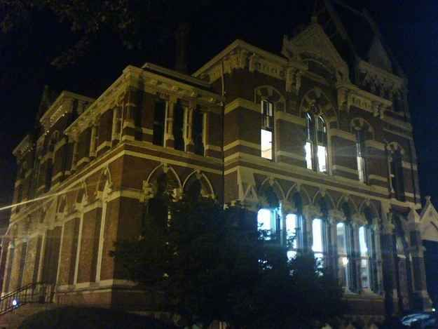The Willard Library | The 10 Most Haunted Libraries In America