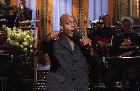 Watch Dave Chappelle cover Radiohead's 'Creep' at SNL afterparty