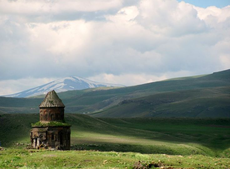 Ani Ruins...outside of Kars, Turkey