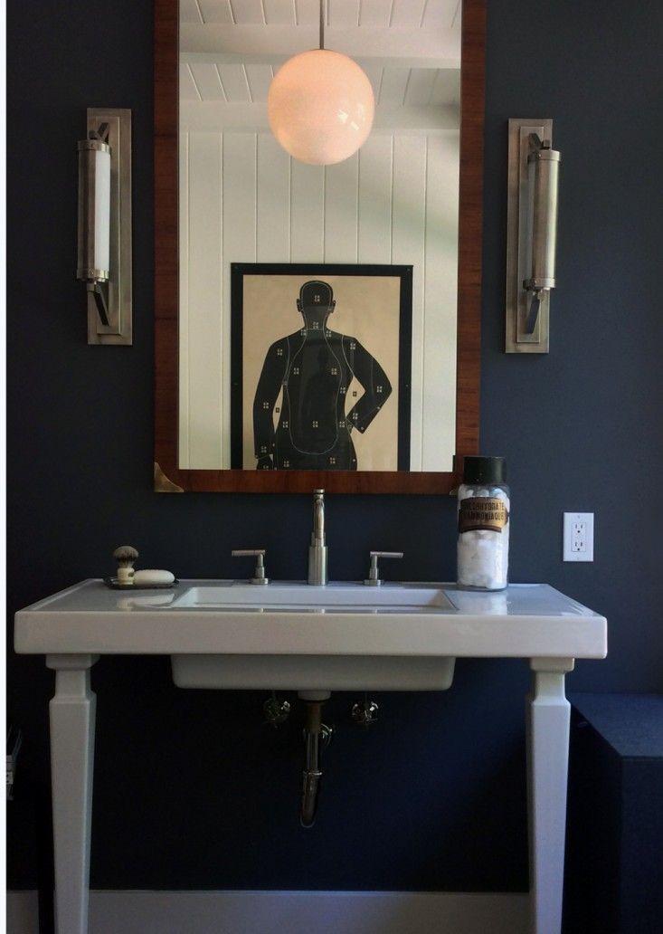 Winner of Best Amateur-Designed Bath Space in the 2014 Remodelista Considered Design Awards, Deborah Bowman | Remodelista