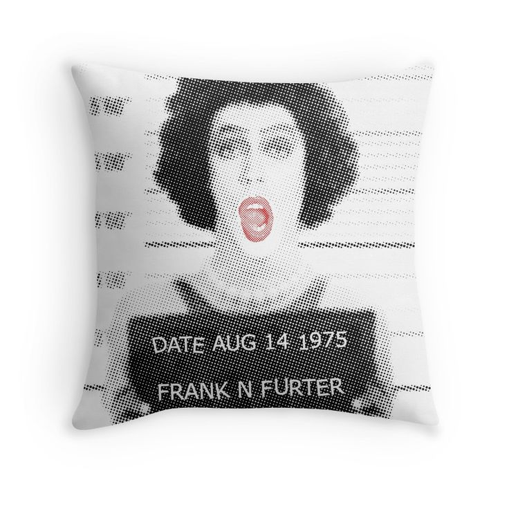 """Save Frank"" Throw Pillows by Gay Essential"