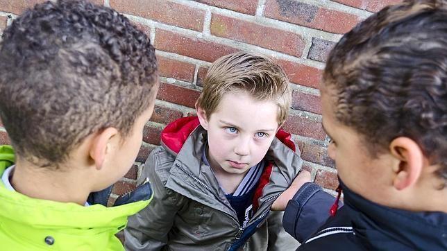 Las víctimas de «bullying» en la escuela no suelen convertirse en adultos inadaptados