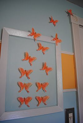 Butterfly Art - Making Lemonade