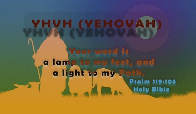 """YHVH (YEHOVAH) Padre: """" Mercy and knowledge of YHVH (YEHOVAH)"""""""