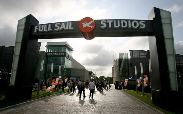 I want to graduate Full Sail with a Bachelor's Degree in Media Communications.