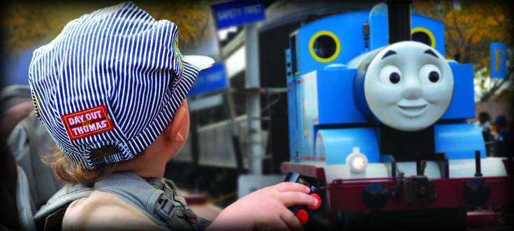 Day Out With Thomas – Calgary, AB #giveaway #DOWT #ThomasObsessed