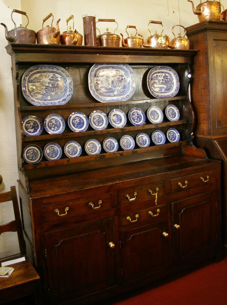 131 Best Images About The Welsh Dresser On Pinterest
