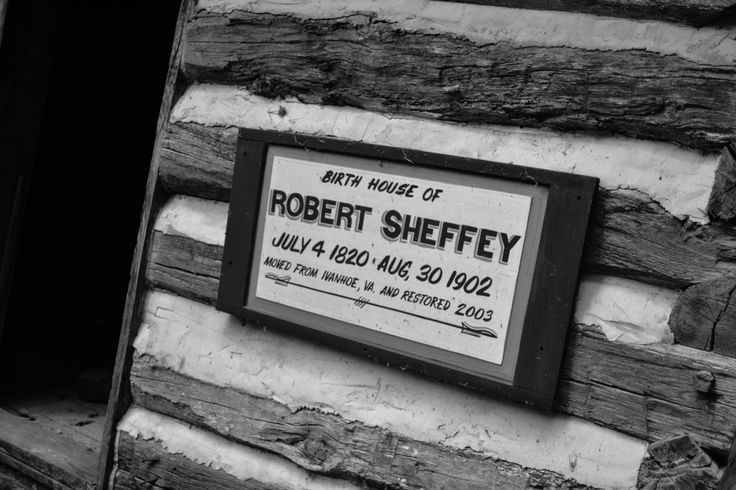 """old time religion"" a wordpress story about Robert Sheffey"