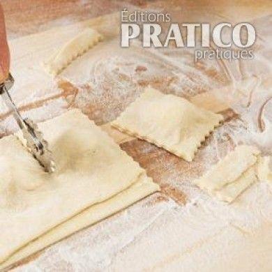 Comment faire des raviolis maison - En étapes - Cuisine et nutrition - Pratico Pratique