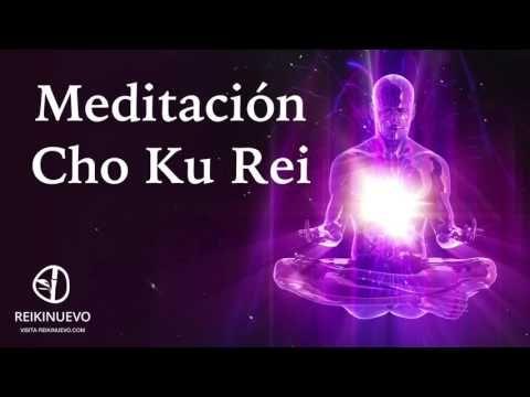 Meditación guiada con el símbolo Cho Ku Rei | Reiki Nuevo