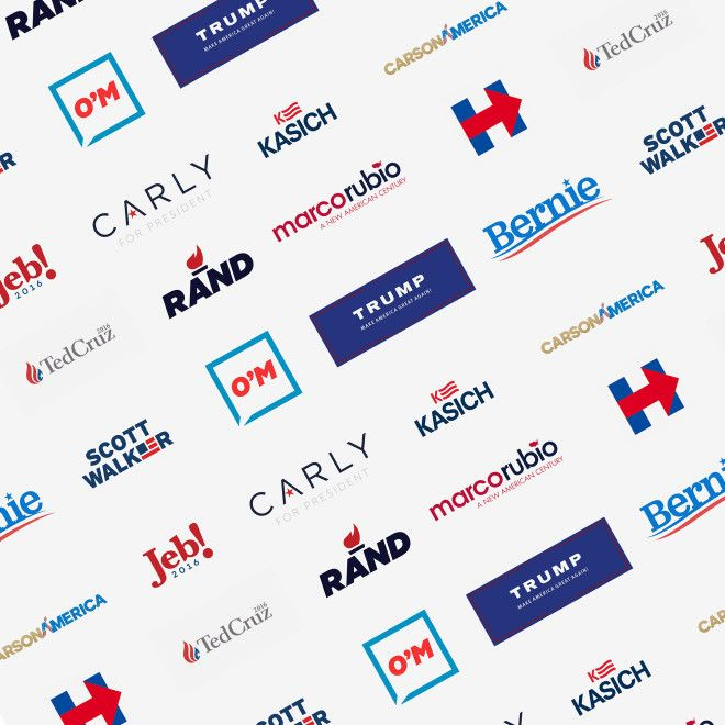 The State of the Modern Political Logo