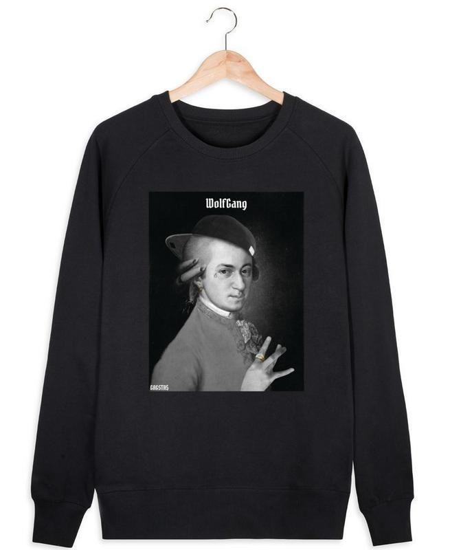 Wolfgang - Ads Libitum - Männer Sweatshirt