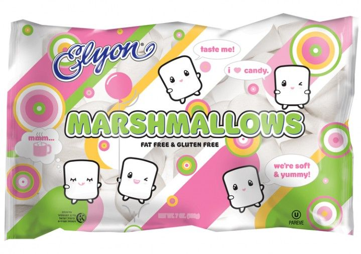 Elyon Marshmallow - Packaging & Branding