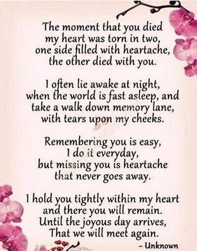 - 22 Touching Death Anniversary Quotes for Mother - EnkiVillage