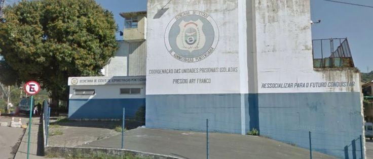 Noticias ao Minuto - Eike ficará em presídio superlotado na Zona Norte do Rio