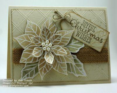 Joyful Christmas, Ann Schach - November class of the month