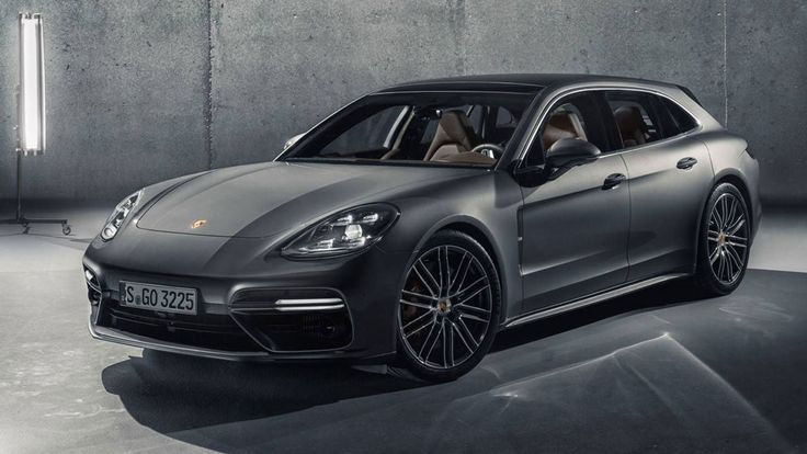 2018 Porsche Panamera Sport Turismo Is Not Your Average Family Wagon -