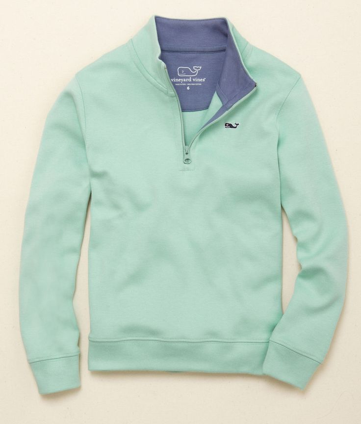 pulloverFashion, Southern Comforters, Style, Vineyard Vines Pullover, Closets, Clothing, Vineyardvines, Perfect Colors, 1 4 Zip
