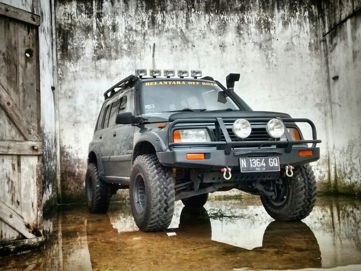 #adventure #suzuki #vitara #4x4 #fourwheeldrive #build #4x4life #offroad