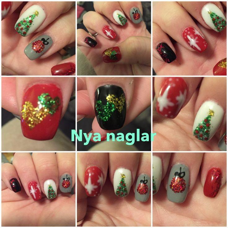 Naglar gjorda av Maria