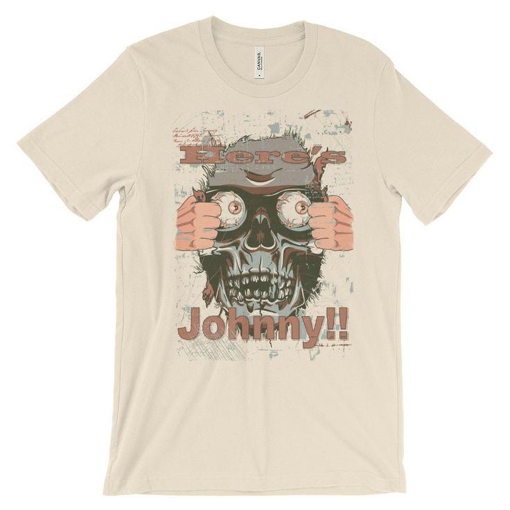 Here's Jonny T-Shirt