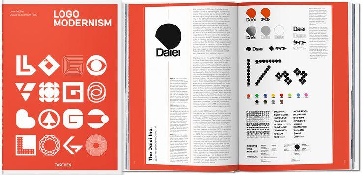 Logo Modernism | Jens Müller, R. Roger Remington, Taschen 2015 - Nuevo en biblioteca: Diciembre 2015 | MUDiC ELISAVA