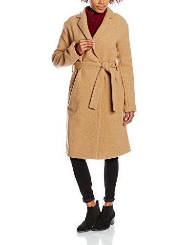 new product 0bf6d ebbf7 Marc O'Polo Damen Jacke 609033571257 Braun (Camel 751) 40 ...