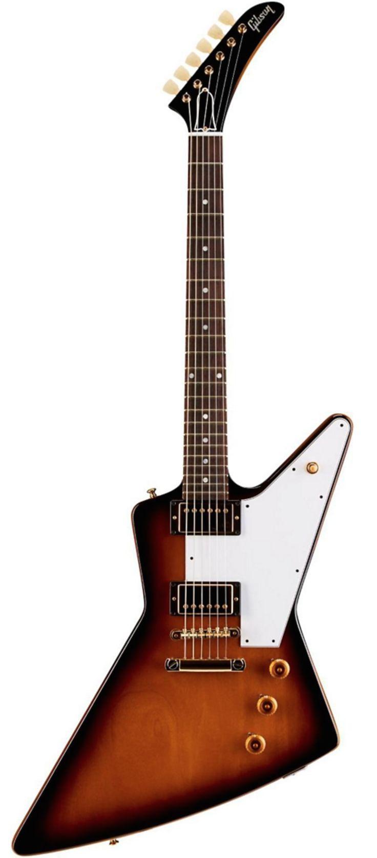 Gibson Custom Limited Run 1958 Mahogany Explorer