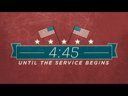 Vintage Independence Day Countdown | Centerline New Media #ChildrensMinistry