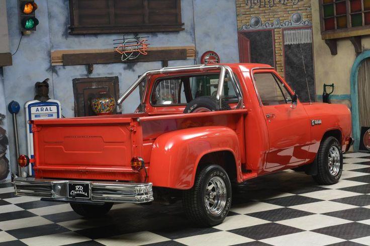 1981 Dodge Ram 1500 Inkl TUV und H-Gutachten Coche clásico en venta-ES