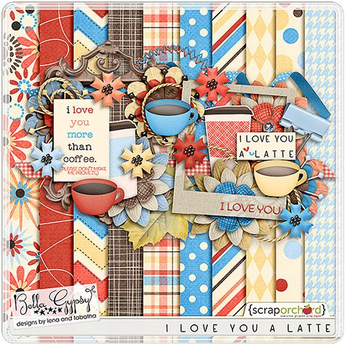 """Thursday's Guest Freebies ✿ Join 6,800 others. Follow the Free Digital Scrapbook board for daily freebies. Visit GrannyEnchanted.Com for thousands of digital scrapbook freebies. ✿ """"Free Digital Scrapbook Board"""" URL: https://www.pinterest.com/grannyenchanted/free-digital-scrapbook/"""