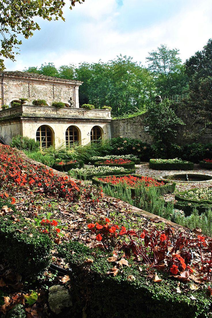 Villa Torrigiani's Garden, Lucca