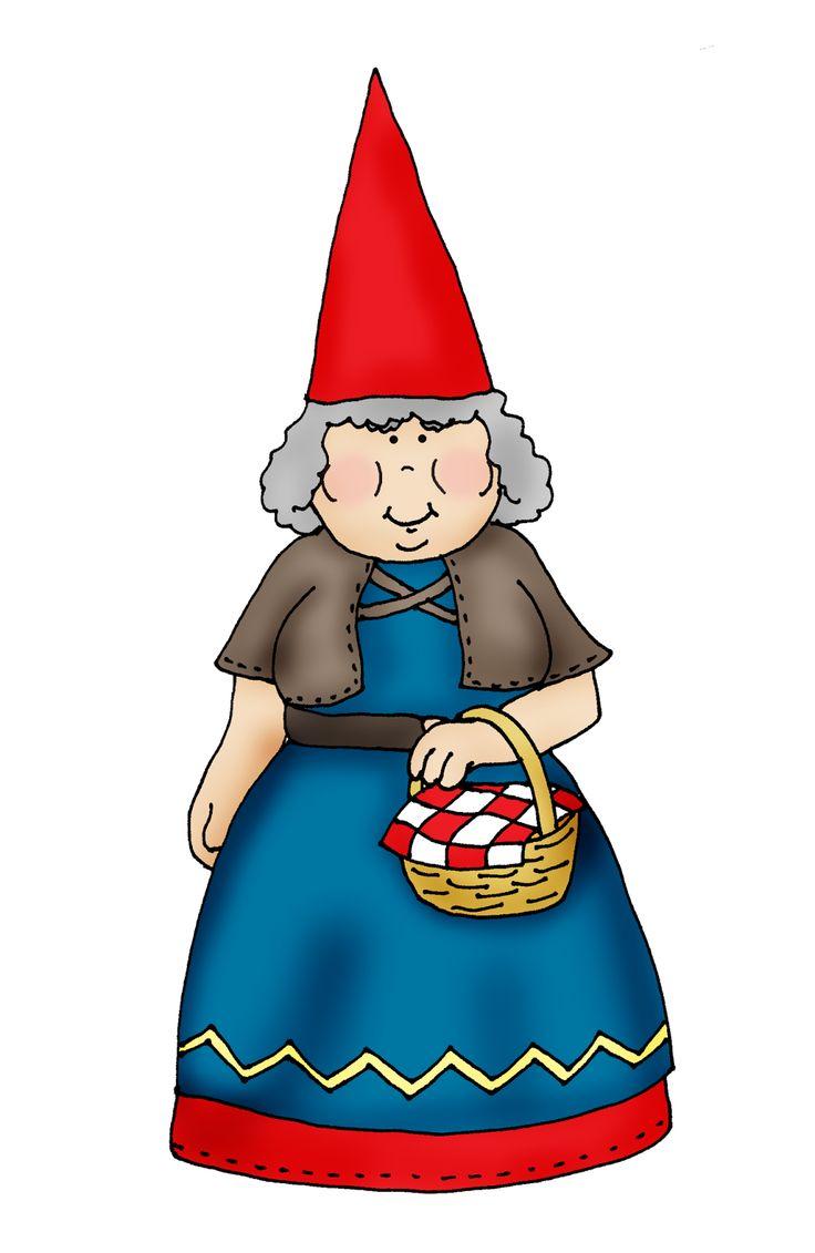 Gnome Clip Art: 28 Best Gnomes And Fairies Images On Pinterest