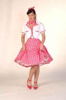 Mode Jaren 50 en nu anno 2012 weer helemaal hot!!