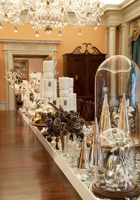 WOW!! christmas table decor
