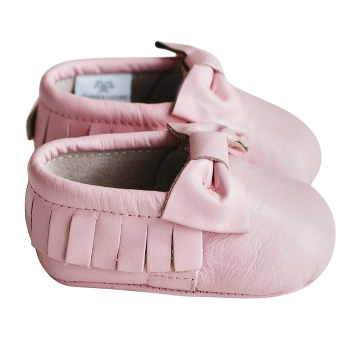 Shoes- Riley Pink - Shoes - Baby Belle