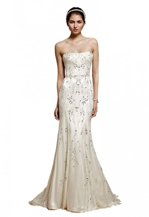 136 best wedding dresses for sale images on pinterest for How much are jenny packham wedding dresses