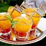 cocktail: Cocktails Hour, Signature Drinks, Orange Signature, Wedding, Food, Parties Ideas, Signature Cocktails, Tequila Sunrises, Drinks Recipe