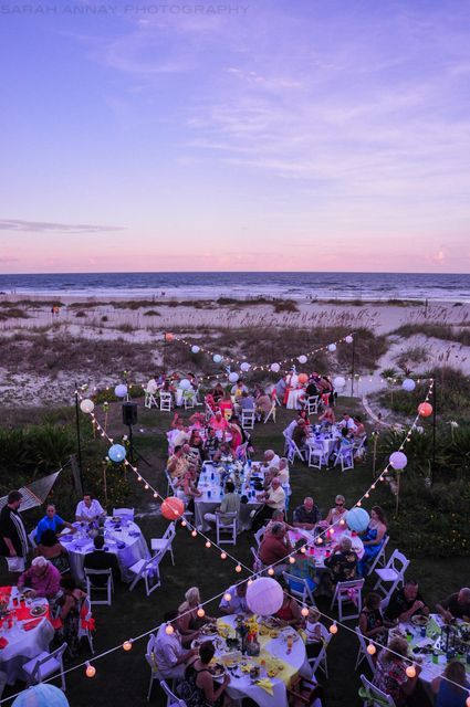 I Hired This Wedding Planner Because Of Picture My Dream Reception Coastal Celebrations St Augustine Planners Weddings