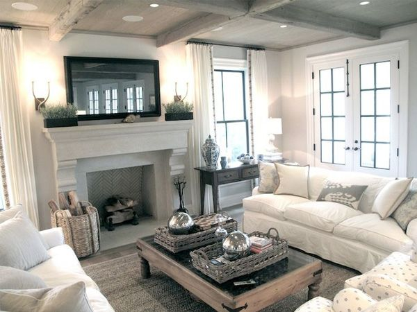 The 25+ Best Tv Above Fireplace Ideas On Pinterest | Tv Above Mantle, Tv  With Fireplace And A Tv Part 52