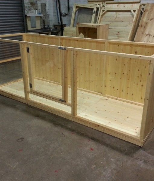 Bespoke indoor rabbit house - this is pretty much exactly how i pictured my indoor pen