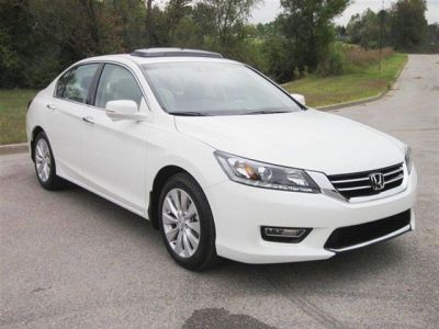 2013 Honda Accord Sedan, White