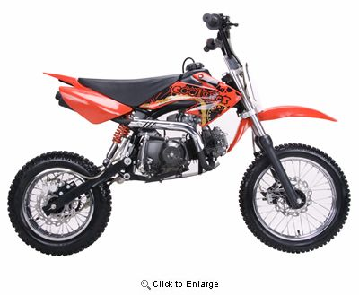 WINTER SPECIAL **********************  Coolster QC 125cc semi-automatic Dirt Bike / Pit Bike! - Motorcycle - Get a FREE Gearbag, FREE Goggles & FREE O'Neal Gloves $89-Value FREE SHIPPING! CALIF LEGAL ****************************************************** Sale price: $685.00