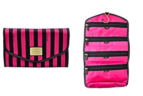 $19 for Victoria's Secret Hanging Travel Make Up Bag - Shipping Included ($35 Value)