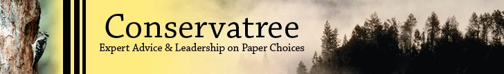 Conservatree - Recycled and Environmental Paper Information