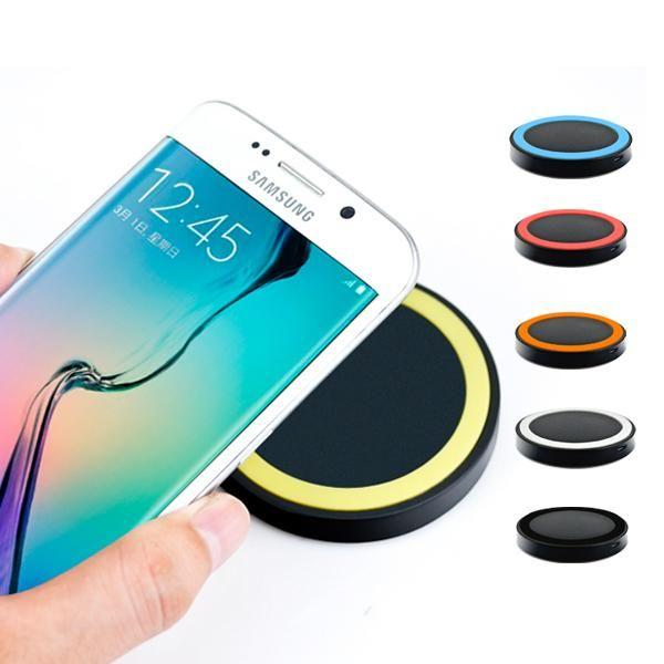 Qi vezeték nélküli telefontöltő
