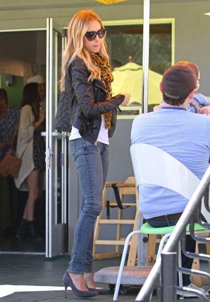 News Photo : Kristin Cavallari and Camden Jack Cutler are seen...