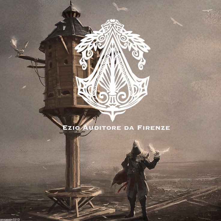 Assassin's Creed fan art - Ezio Auditore da Firenze