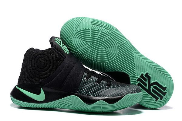 low priced ec0f4 caf27 Cheapest Kyrie 2 II Kyrie Oke Black Green Glow For Sale